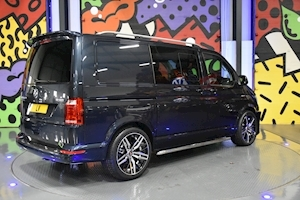 TRANSPORTER T6 T32 SWB 2.0TDI 204PS DSG 4MOTION HIGHLINE KOMBI LV SPORTLINE PACK WITH ABT FRONT STYLING