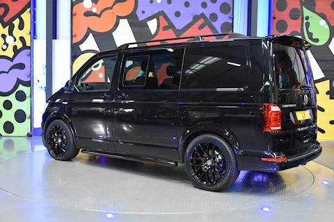 VW TRANSPORTER T6 T32 SWB 2.0BITDI 204PS DSG 4MOTION KOMBI HIGHLINE LV SPORTLINE PACK