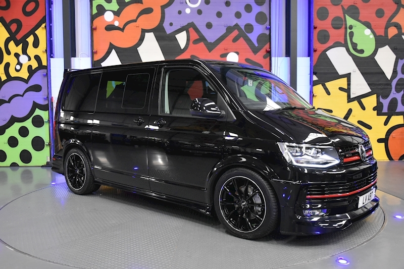 Volkswagen Transporter T6 T32 SWB 2.0BITDI 204PS DSG 4MOTION KOMBI HIGHLINE SPORTLINE PACK FULL ABT