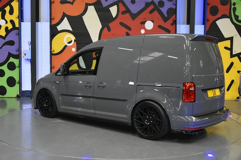 Volkswagen Caddy 2.0 - Large 4