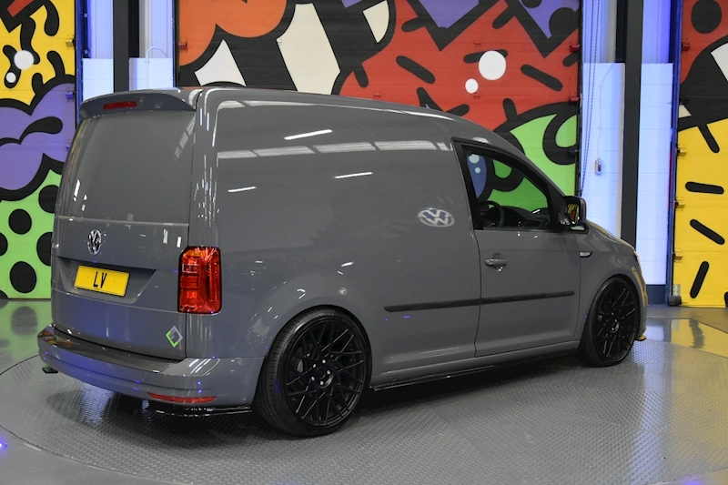 Volkswagen Caddy 2.0 - Large 1