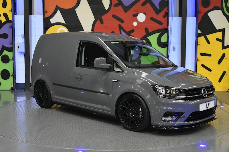 Volkswagen Caddy 2.0 - Video