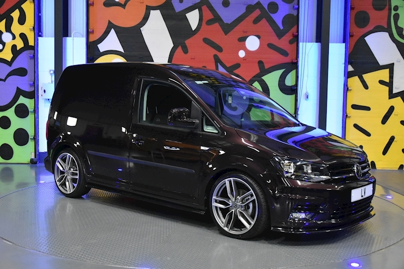 Volkswagen Caddy 2.0TDI 150 DSG HIGHLINE PANEL VAN SPORTLINE PACK
