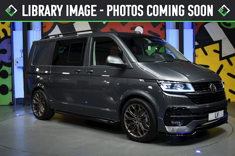 VW Transporter T6.1 T32 LWB 2.0BITDI 199PS 4MOTION DSG KOMBI HIGHLINE LV-S PACK
