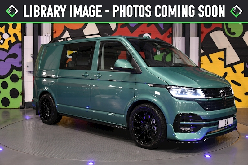 Volkswagen Transporter T6.1 T30 SWB 2.0TDI 160PS Manual Kombi Highline LV-S Pack