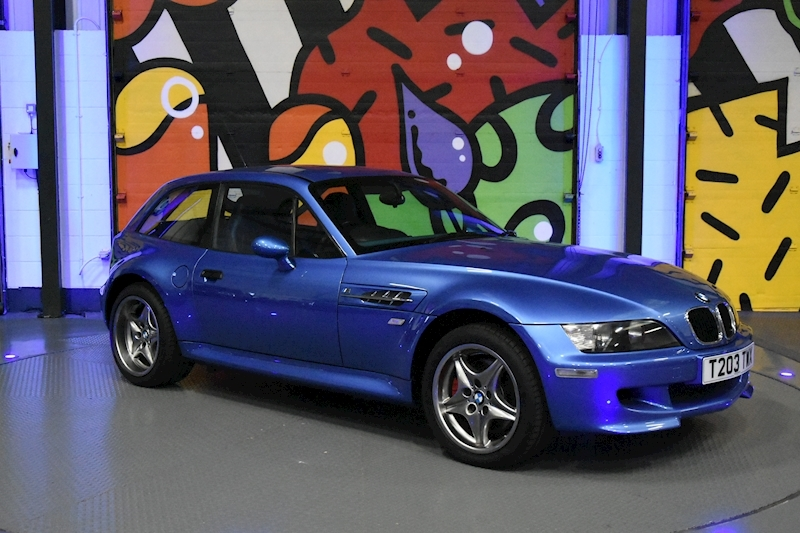 Z Series M Coupe 3.2 3dr Coupe Manual Petrol