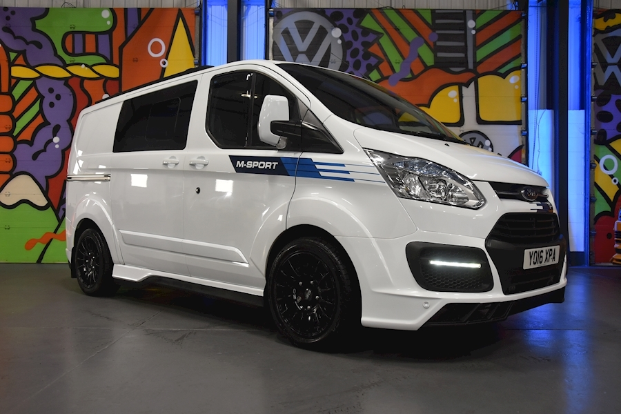 Ford Transit Custom 2.2 - Large 0