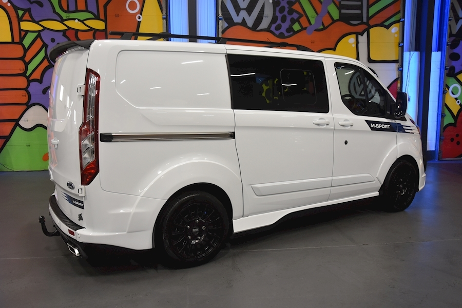 Ford Transit Custom 2.2 - Large 1