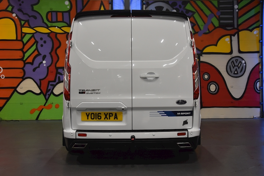 Ford Transit Custom 2.2 - Large 2