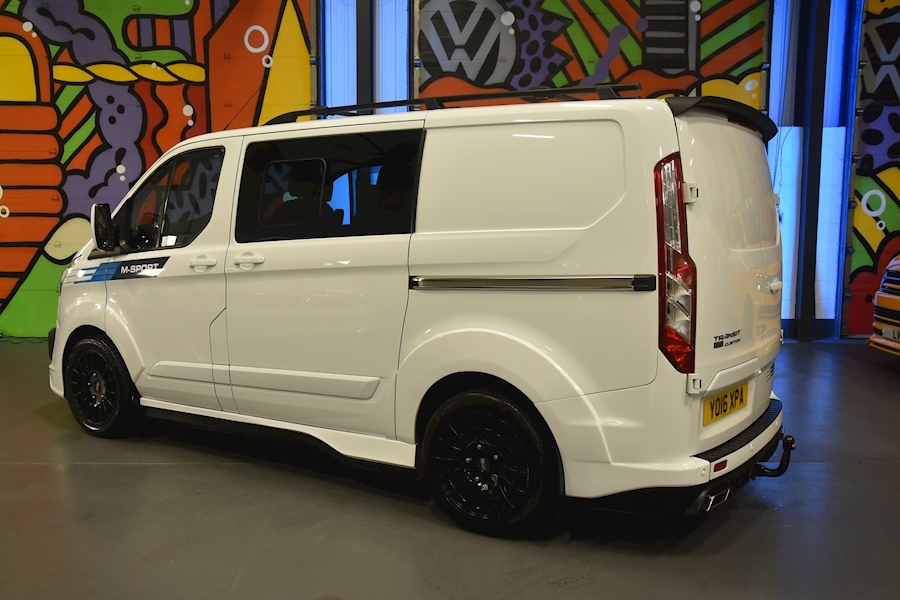 Ford Transit Custom 2.2 - Large 3