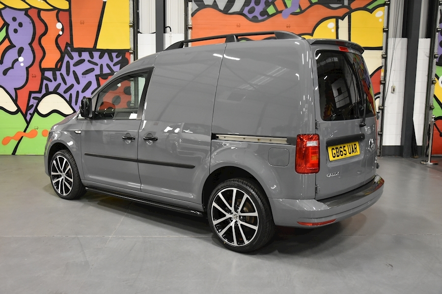 Volkswagen Caddy 2.0 - Large 3