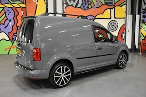 VOLKSWAGEN CADDY C20 2.0TDI 160PS LV SPORTLINE PACK