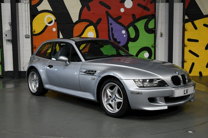 Z Series M Coupe Coupe 3.2 Manual Petrol