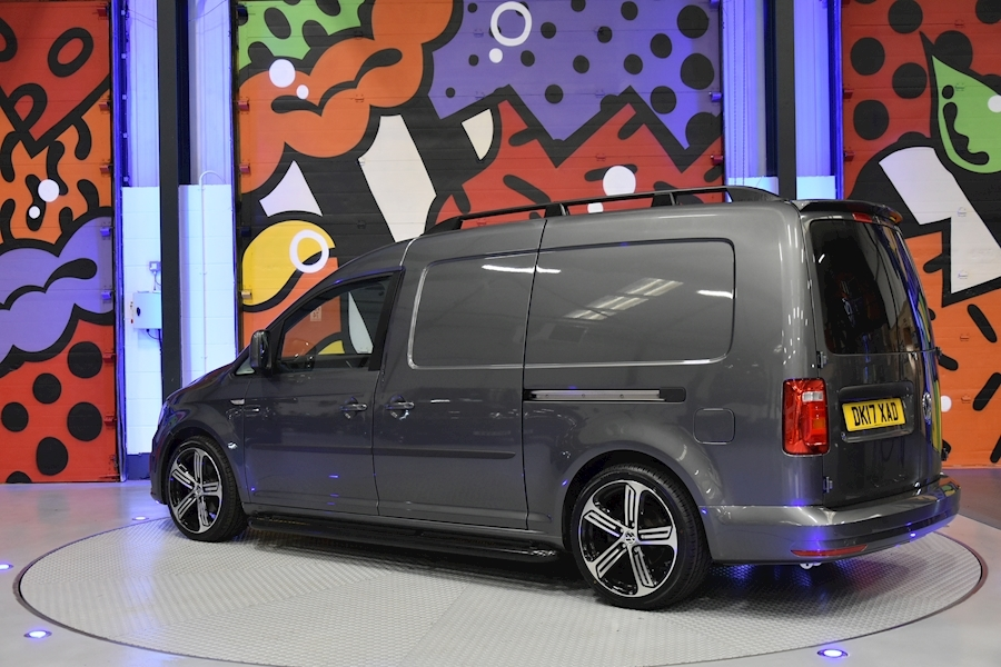 Volkswagen Caddy Maxi 2.0 - Large 4