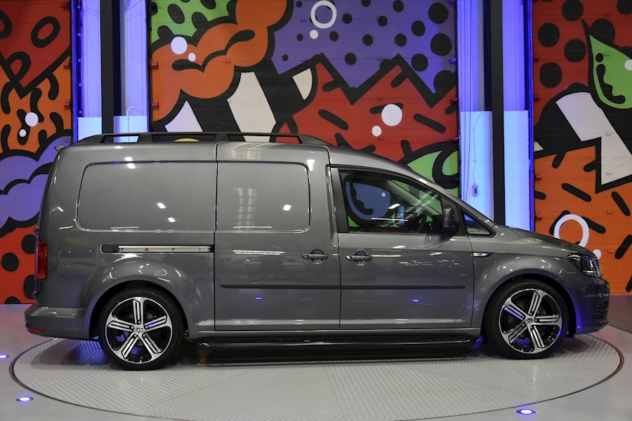 Volkswagen Caddy Maxi 2.0 - Large 1