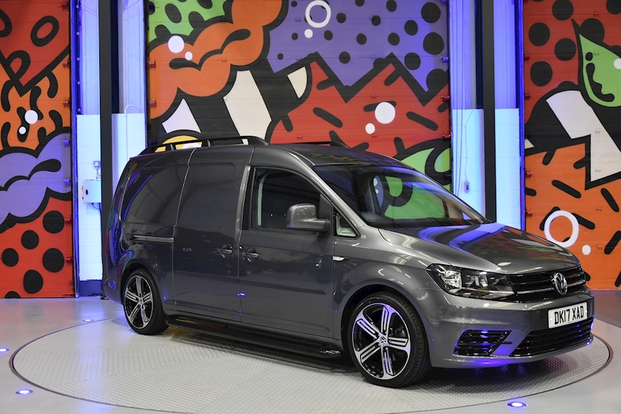 Volkswagen Caddy Maxi 2.0 - Large 0