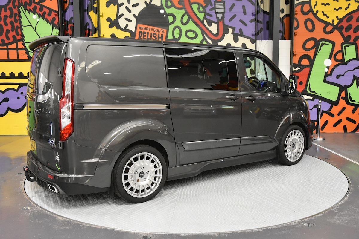 Used Ford Transit Custom M Sport 290 Swb Double Cab 2 0