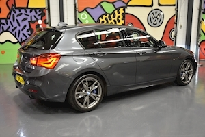 BMW 1 SERIES 140I M SPORTS AUTO 5 DOOR