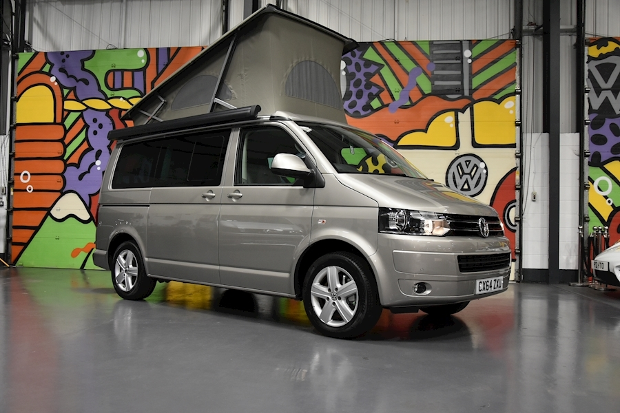 Volkswagen California 2.0 - Large 0