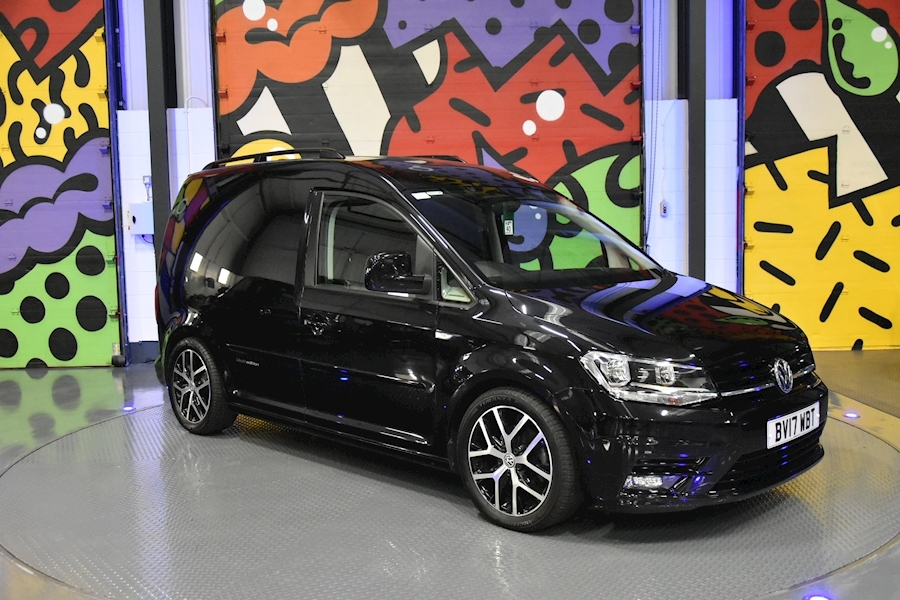 Volkswagen Caddy C20 Tdi Black Edition