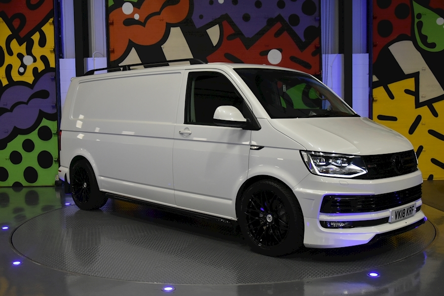 Volkswagen Transporter 2.0 - Video
