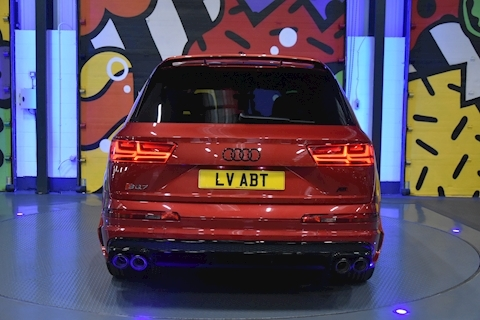 AUDI SQ7 4.0V8 BITDI QUATTRO TIPTRONIC FULL ABT WIDE BODY PACK