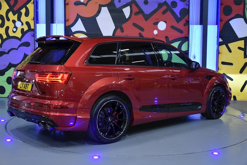 Audi SQ7 ABT 4.0 - Large 1