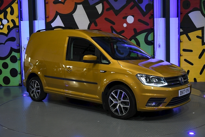Volkswagen Caddy C20 2.0Tdi Highline 150PS
