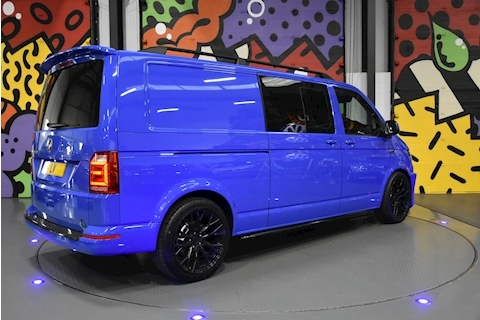 VW Transporter T6 T32 LWB 2.0TDI 150PS DSG KOMBI ABT PACK