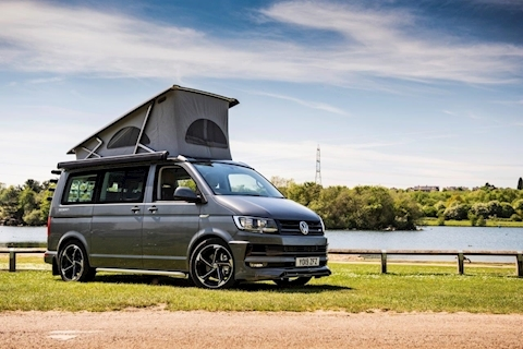 VW T6 California Ocean Camper 2.0BITDI 199PS 7-Speed DSG