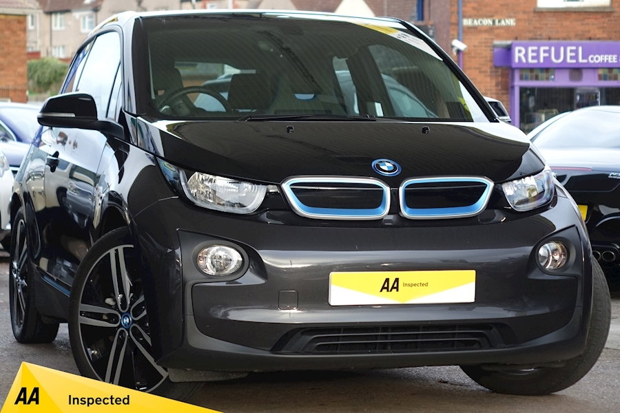 I3 I3 Range Extender 0.6 5dr Hatchback Automatic Petrol/Electric For Sale in Exeter
