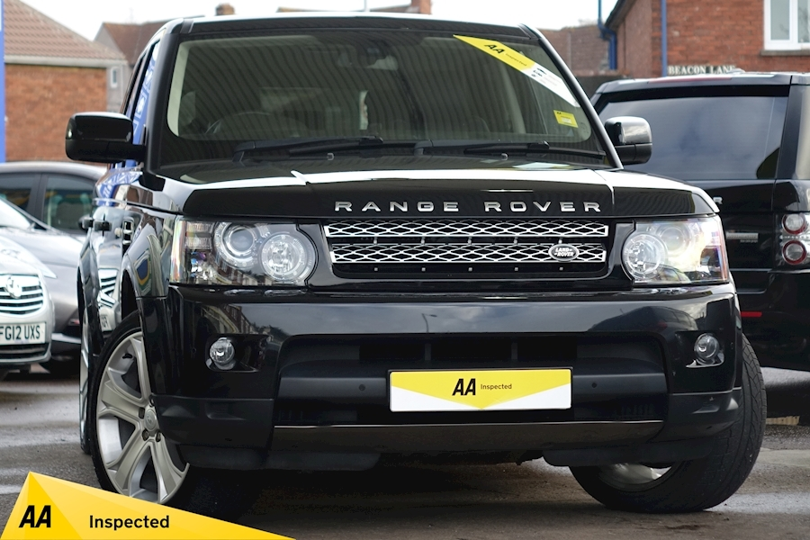 Range Rover Sport Sdv6 Hse Luxury Estate 3.0 Automatic Diesel