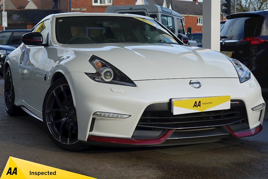 370Z Nismo Coupe 3.7 Manual Petrol