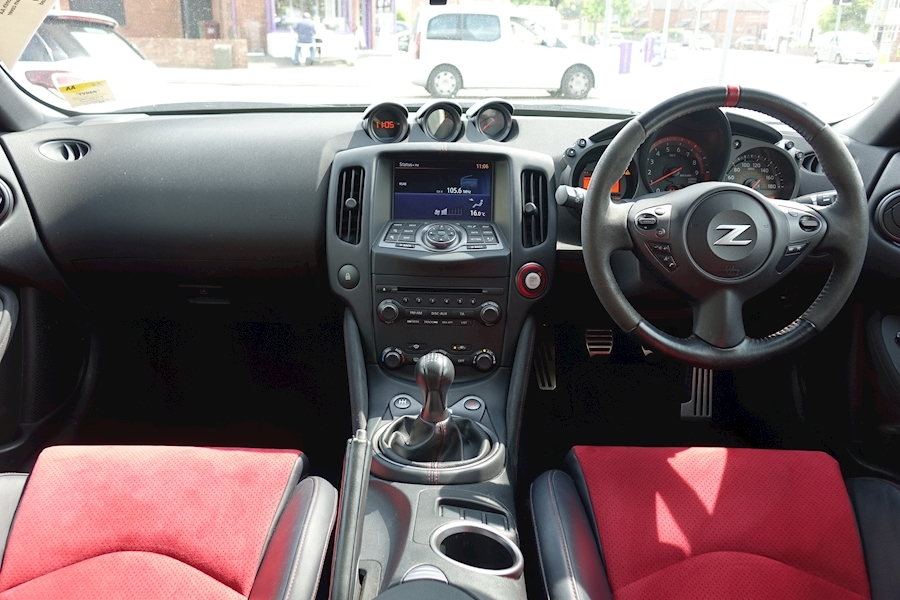 370Z Nismo Coupe 3.7 Manual Petrol For Sale in Exeter