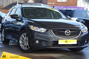 Mazda 6 Se-L Estate 2.0 Manual Petrol
