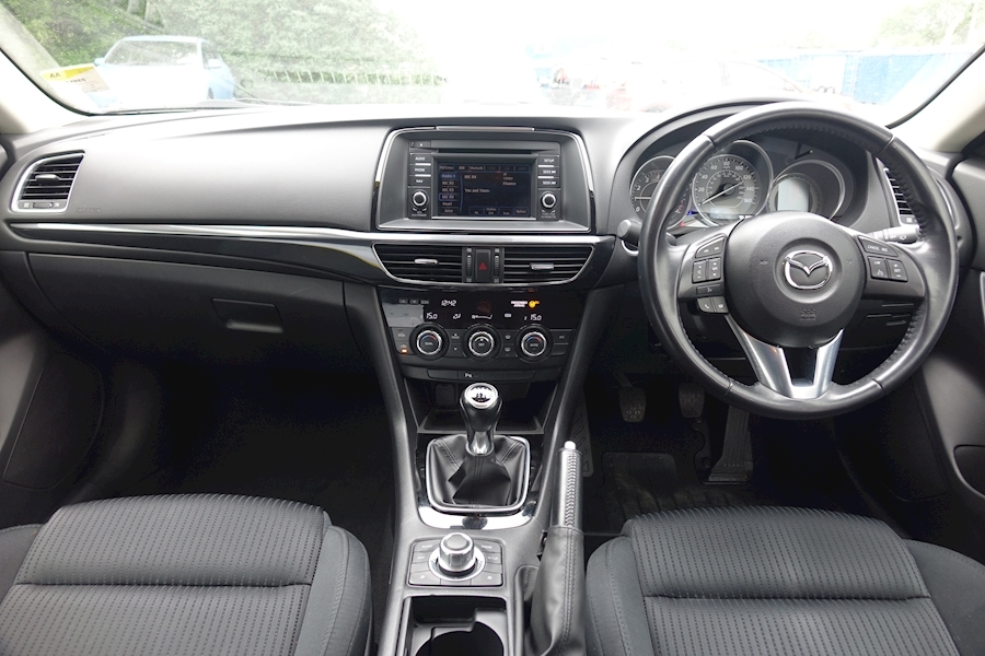 Mazda 6 Se-L Estate 2.0 Manual Petrol For Sale in Exeter