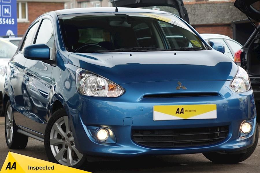 Mirage 3 Hatchback 1.2 Manual Petrol For Sale in Exeter