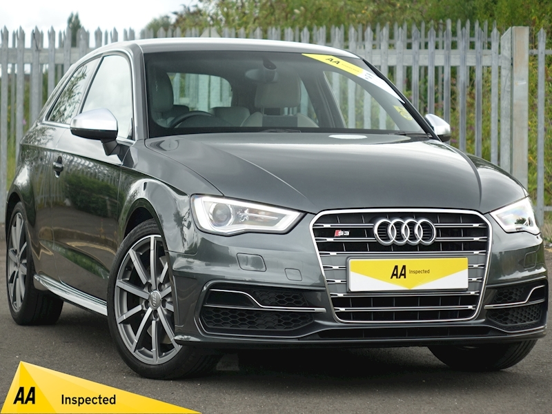 A3 S3 Quattro 2.0 3dr Hatchback Manual Petrol