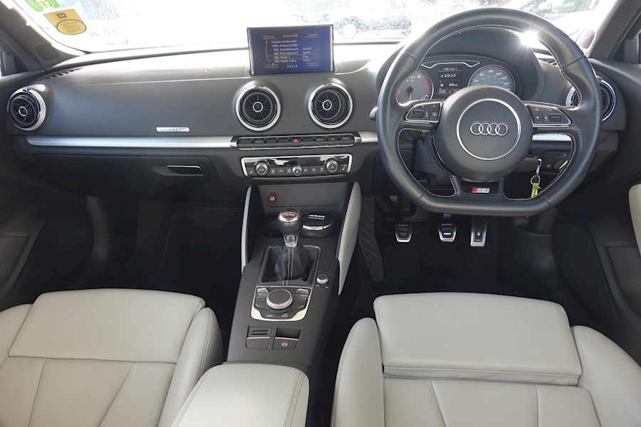 S3 S3 Quattro Nav 2.0 3dr Hatchback Manual Petrol For Sale in Exeter