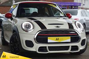 Mini John Cooper Works 2.0 3dr Hatchback Manual Petrol