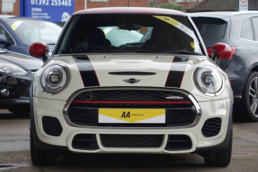 Mini Hatch John Cooper Works 2.0 3dr Hatchback Manual Petrol For Sale in Exeter