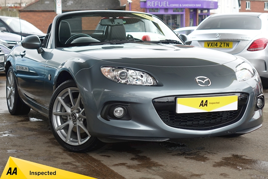Mx-5 I Roadster Sport Tech Convertible 2.0 Manual Petrol For Sale in Exeter