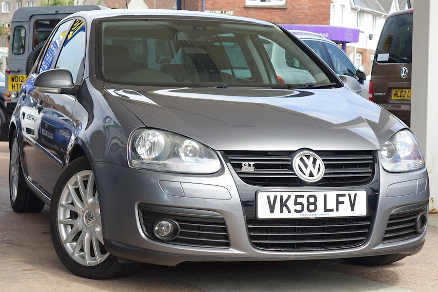 Golf Gt Tdi 140 2.0 5dr Hatchback Manual Diesel For Sale in Exeter