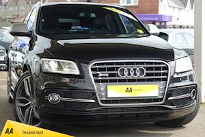SQ5 SQ5 Tdi Quattro 3.0 5dr Estate Automatic Diesel