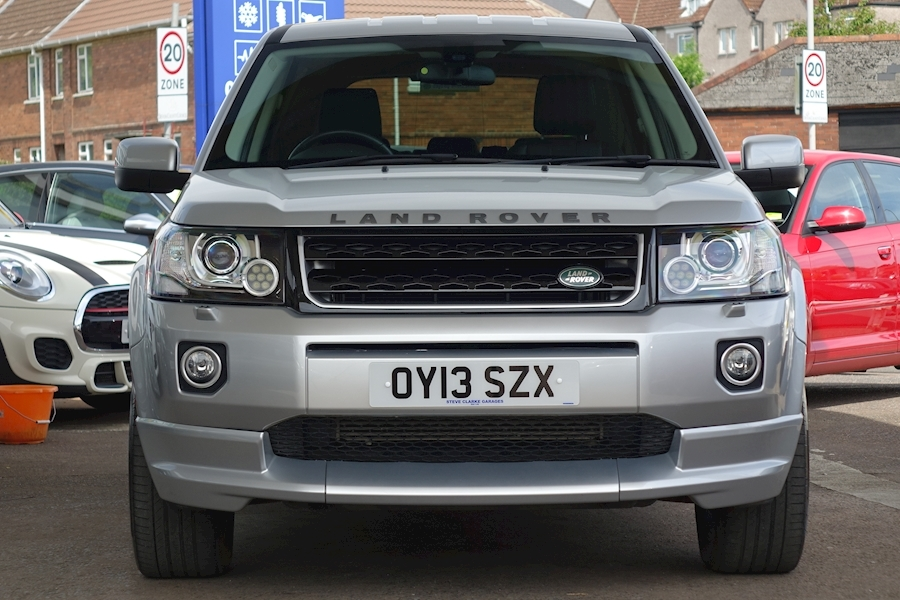 Freelander Sd4 Dynamic Estate 2.2 Automatic Diesel For Sale in Exeter