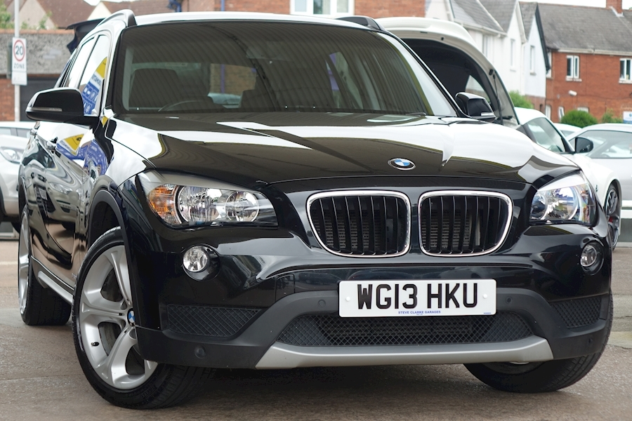 X1 Xdrive20d Se Estate 2.0 Manual Diesel For Sale in Exeter