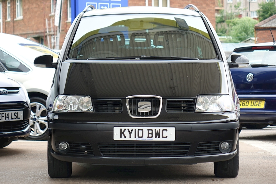 Alhambra Tdi Ecomotive 2.0 5dr Mpv Manual Diesel For Sale in Exeter