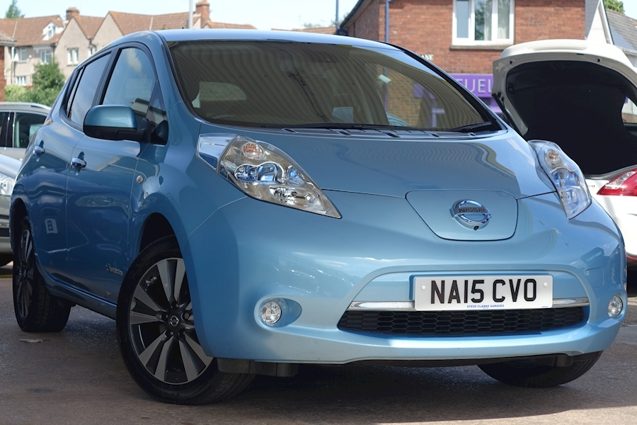 Leaf Tekna (24kWh) 0.0 5dr Hatchback Automatic Electric For Sale in Exeter