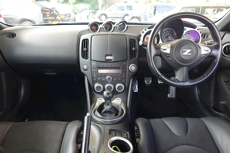 370Z V6 Gt Coupe 3.7 Manual Petrol For Sale in Exeter