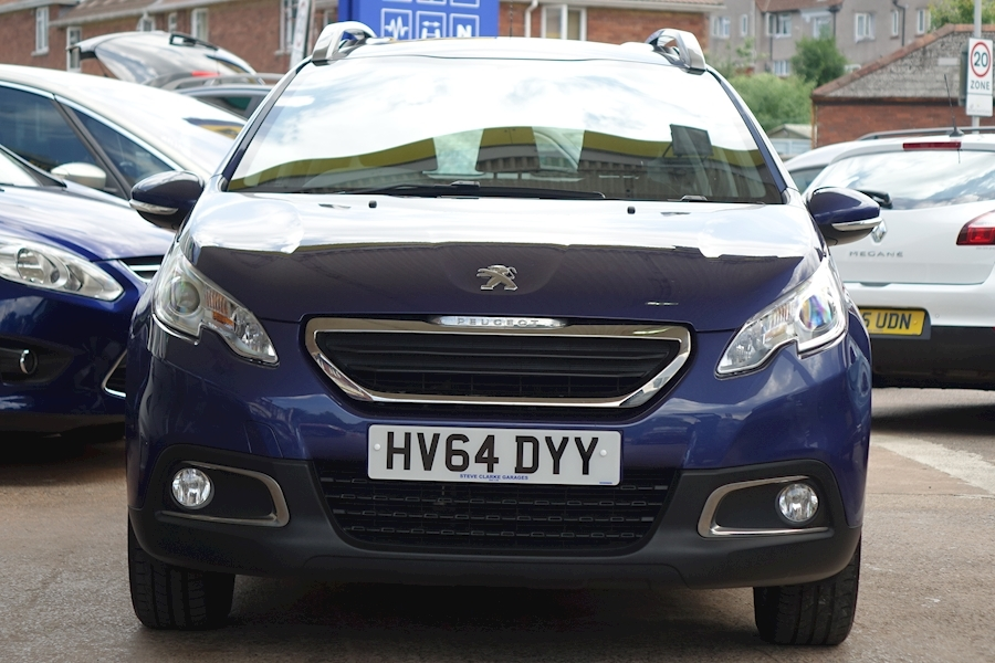 2008 Hdi Active Hatchback 1.4 Manual Diesel For Sale in Exeter